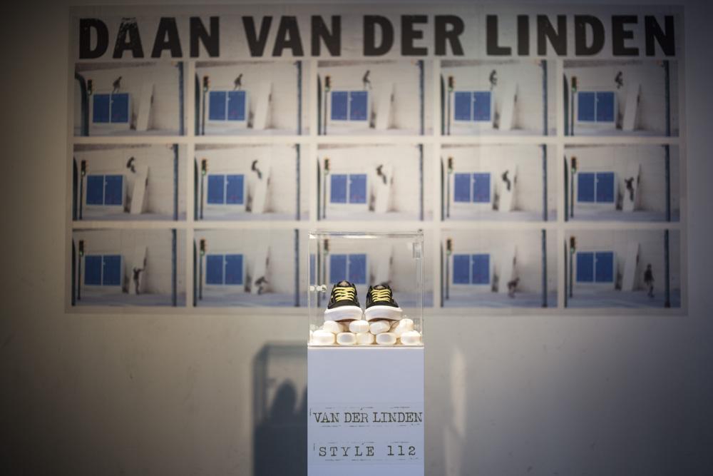 Daan van der Linden Shoe Release - Didier Bolk 01