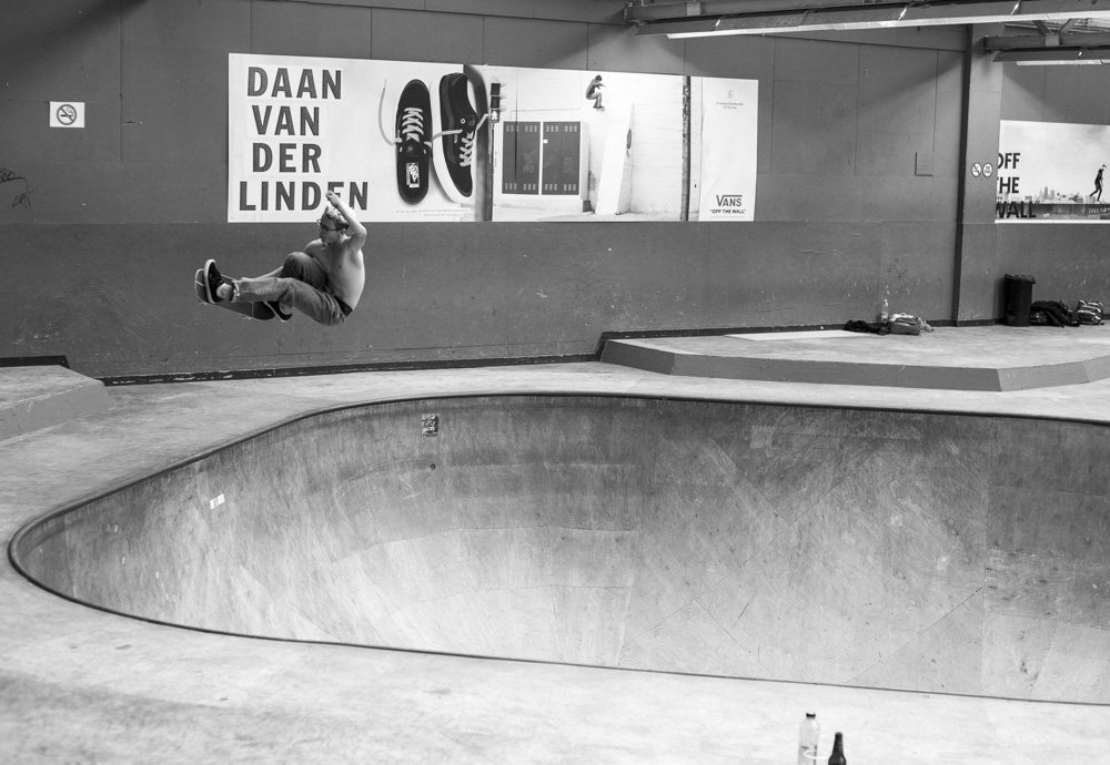 Daan van der Linden Shoe Release - Didier Bolk 05