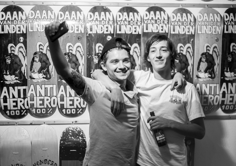 Daan van der Linden Pro Party- Didier Bolk 07